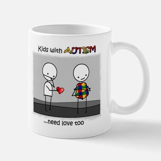 Kids With Autism Mug