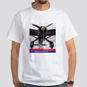"""Lysander 'Lizzie"""" T-Shirt (white)"""