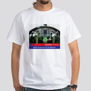 B-25 Bomber T-Shirt (white)