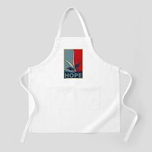 """Hope For Sense"" Legalize Marijuana BBQ Apron"