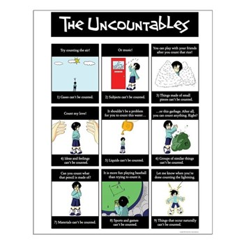 The Uncountables Small Poster