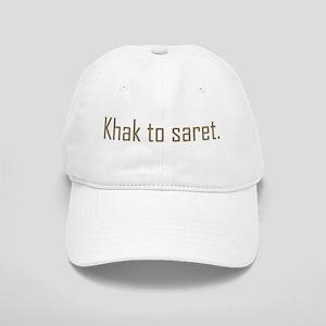 Khak to saret Cap