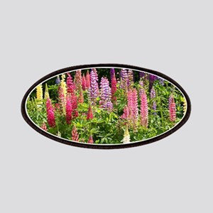 Lovely lupin flowers Patch