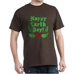 Happy Earth Day Dark T-Shirt