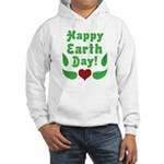 Happy Earth Day Hooded Sweatshirt
