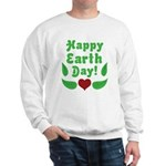 Happy Earth Day Sweatshirt