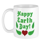 Happy Earth Day Mug