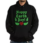 Happy Earth Day Hoodie (dark)