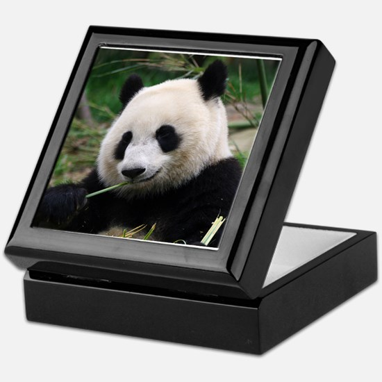 Cute Panda Keepsake Box