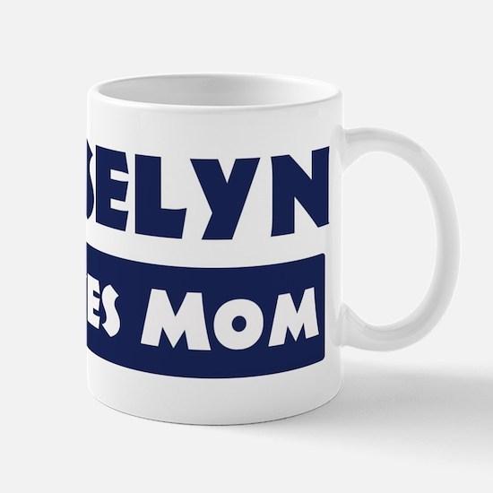 Joselyn Loves Mom Mug
