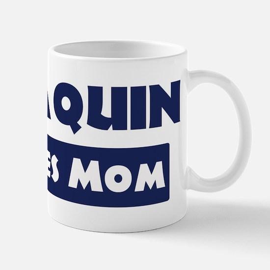 Joaquin Loves Mom Mug