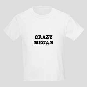 CRAZY MEGAN Kids T-Shirt