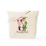 Bootyful Holidays Tote Bag