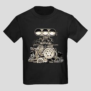 Blower-11- Kids Dark T-Shirt