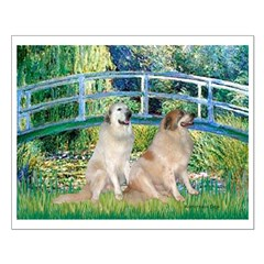 Bridge / Great Pyrenees (2) Posters