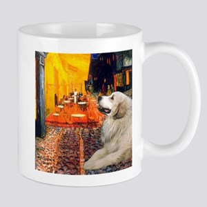 Cafe / Great Pyrenees Mug