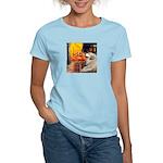 Cafe / Great Pyrenees Women's Light T-Shirt