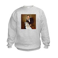 Lincoln / Great Pyrenees Sweatshirt