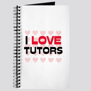 I LOVE TUTORS Journal