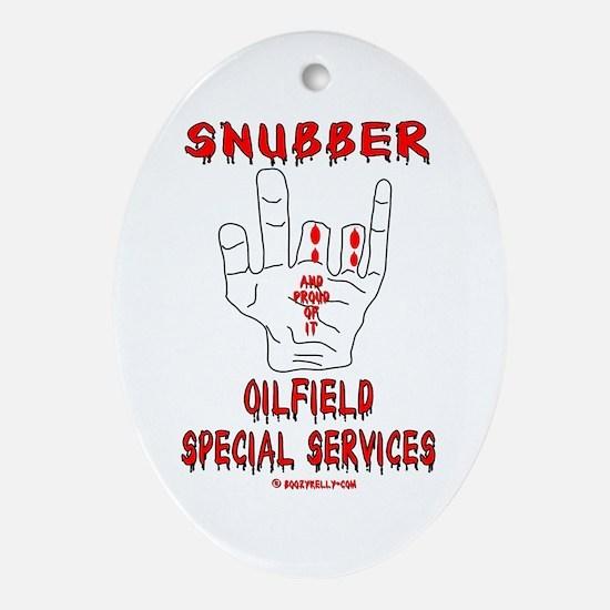 Snubber Oval Ornament,Snubbing Operator