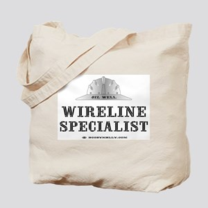 Wireline Specialist Tote Bag