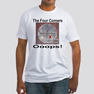 The Four Corners Fitted T-Shirt