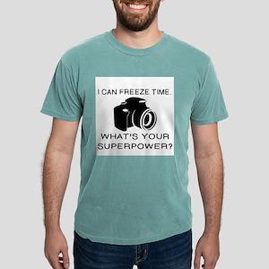 CAMERA/PHOTOGRAPHER - I CAN FREEZE TIME T-Shirt
