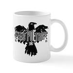 Texas Poetrope Logo 11oz Mug Mugs