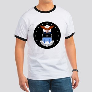 Air Force Academy Ringer T