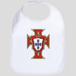 portugal.logo Baby Bib