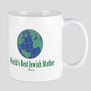 World's Best Jewish Mother Mug