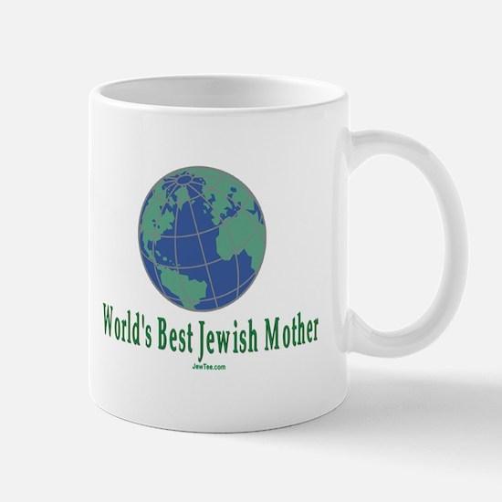 World's Best Jewish Mother Mug