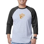 Coffee Shirt Mens Baseball Tee