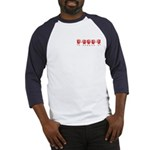 Apple Row Baseball Jersey