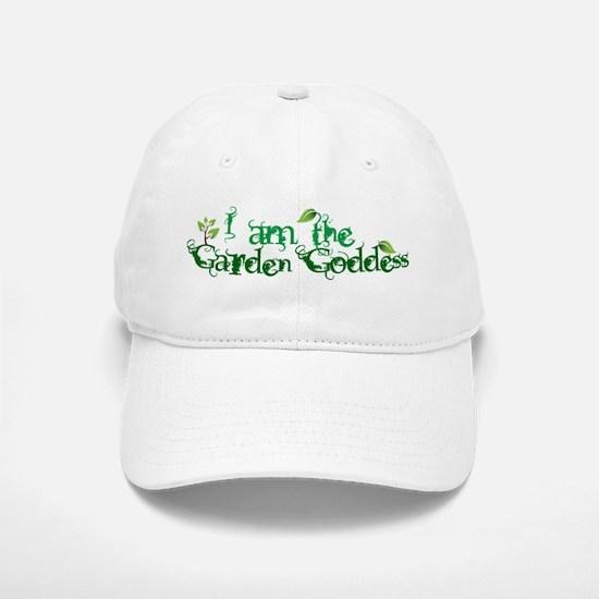Garden Goddess Baseball Baseball Cap