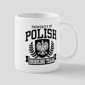 Polish Drinking Team Mug