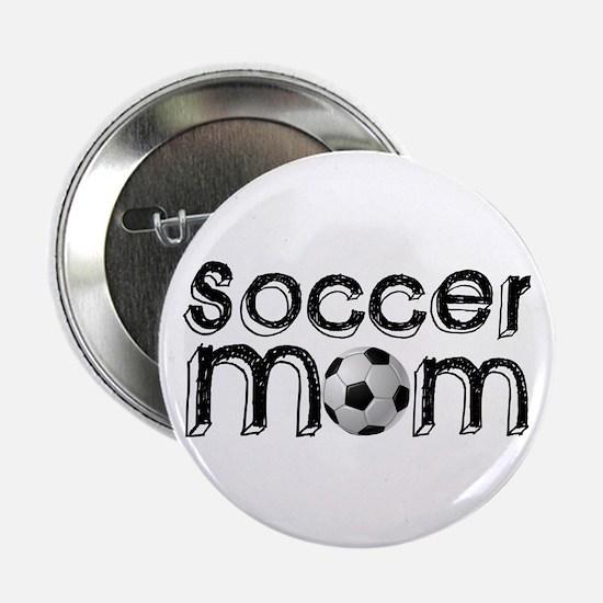 "Soccer Mom 2.25"" Button"