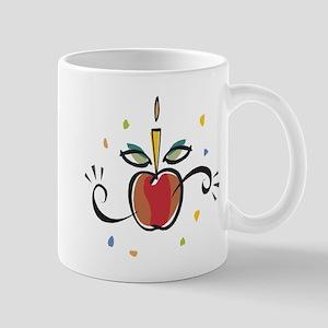 Country Apple Mug