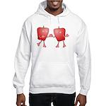 Apple Buddies Hooded Sweatshirt