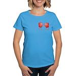 Apple Buddies Women's Dark T-Shirt
