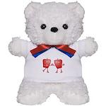 Apple Buddies Teddy Bear
