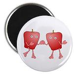 Apple Buddies Magnet
