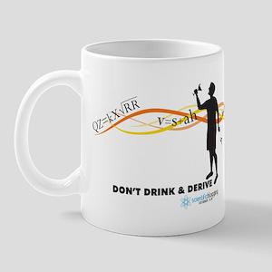 Scientifc Blogging Don't Drink And Derive Mug