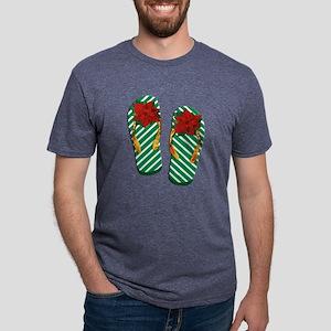 Xmas Flip Flops T-Shirt