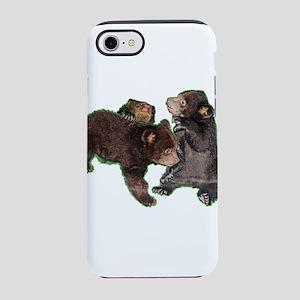 Bear cubs iPhone 7 Tough Case