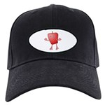 Apple Critter Black Cap
