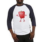 Apple Critter Baseball Jersey