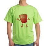 Apple Critter Green T-Shirt
