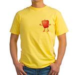 Apple Critter Yellow T-Shirt
