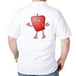Apple Critter Golf Shirt